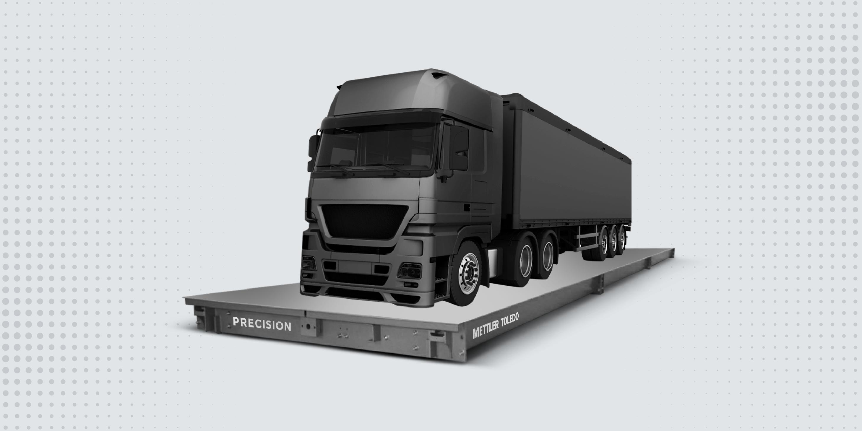 VTS200 Bascula de Camiones