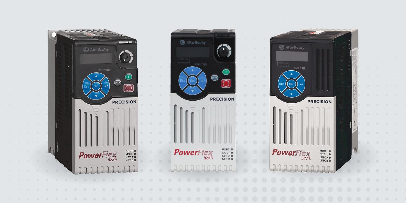 PowerFlex Serie 520